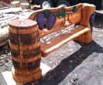 winery-bench